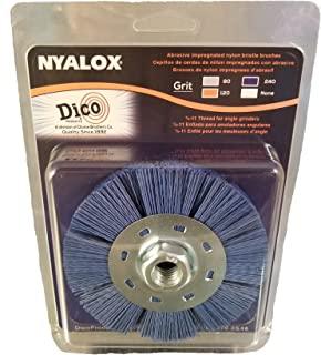 Dico Products 7200079 刷子带 1.59 cm-27.94 螺纹,11.43 cm,蓝色