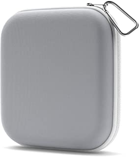 氯丁橡胶拉链外壳,用于固定面具 - 1 件装(灰色)