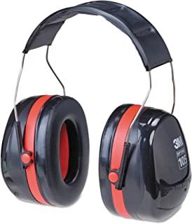 3M Peltor H10A Optime 105 耳罩 Black, Red