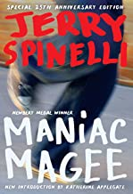 Maniac Magee (Newberry Medal Book) (English Edition)