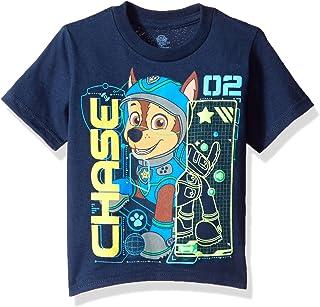 Nickelodeon 男孩幼儿男孩狗狗巡逻队追逐短袖 T 恤