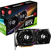 MSI 微星 Gaming GeForce RTX 3060系列 OC显卡,12GB,15 Gbps,GDRR6,192…