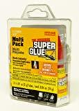 Super Glue 15187 透明胶水 12 支装