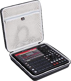 Aproca 硬质存储旅行携带箱 适用于 Akai Professional MPC 一个鼓机样器 MIDI 控制器