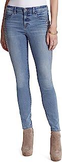 Jessica Simpson 女士 Kiss Me 紧身牛仔裤