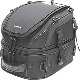 TANAX W甲板座椅包 MOTOFIZZ) 黑色 MFK-139(可变容量18-28升)