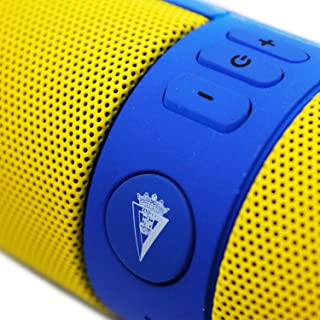 Ziu Smart Items Cadiz Football Club (Power Sound Bluetooth Speaker 2 x 3 W)黄色
