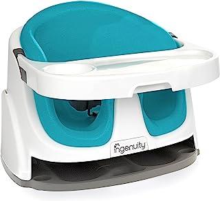 美国 KIDS II INGENUITY 宝贝两用椅 儿童餐椅(蓝色)