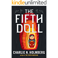 The Fifth Doll (English Edition)