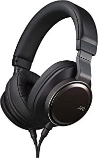 JVC CLASS-S WOOD 耳机 高分辨度套装 黑