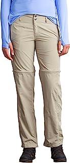Exofficio Bugsaway Ampario Convertible Pants, Tawny, Size 6