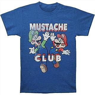 Nintendo 男式 Bash T 恤
