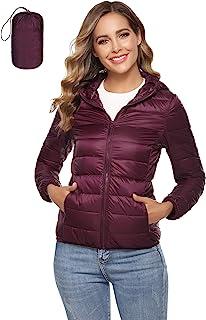 Aibrou 轻质可折叠羽绒外套背心外套外套