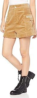 MILKFED灯芯绒裤 CORDUROY SHORT PANTS 女款
