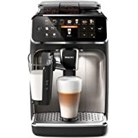 Philips 飞利浦 5400 系列 EP5447/90 全自动咖啡机, 12 种咖啡*(atteGo 牛奶系统)哑光…