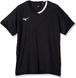 Mizuno 美津浓 羽毛球服 比赛衫 短袖 72MA0004
