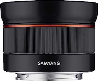 Samyang 森养 8012 24 毫米 F2.8 自动对焦 FE 镜头 适用于索尼 E 相机 - 黑色