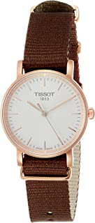 Tissot Everytime 白色表盘女士手表 T1092103703100