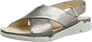 Clarks 女式 Tri Alexia 后带挑空式凉鞋
