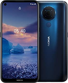 Nokia 诺基亚 5.4 TA-1337 DS 4/64 FR 蓝色