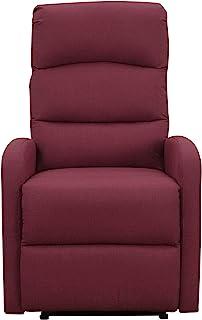 NewRidge Home Goods NewRidge Home Charlotte 红色躺椅