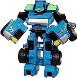 hasbro 孩之宝 Playskool 英雄变形金刚 救援机器人 吊车拖车机器人 适合学龄前儿童,3-6岁