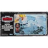 Hasbro 孩之宝 Games 星球大战帝国攻击 Hoth 冰球冒险棋盘游戏;基于 1980 年棋盘游戏;* Luke…
