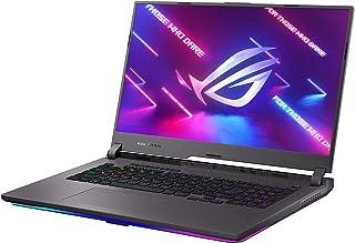 ASUS 华硕 ROG Strix G17(2021) 游戏笔记本电脑,17.3英寸(约43.94厘米)300Hz IPS类型FHD,NVIDIA GeForce RTX 3070,AMD Ryzen 9 5900HX,16GB DDR4,1T...
