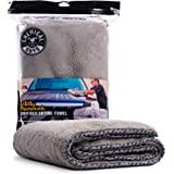 Chemical Guys MIC1995 Woolly Mammoth 超细纤维干衣毛巾(91.44 厘米 x 63…