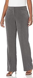 Briggs New York 女式曲线 Bistretch 直筒裤