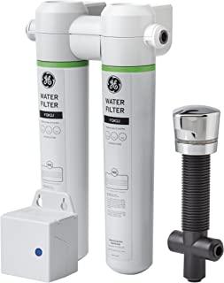 GE 美国通用电气 GXK285JBL 扭转锁定 台下双流水过滤系统