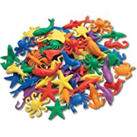 Learning Advantage 7138 Aquatic Counters (Pack of 84)
