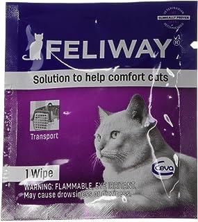 CEVA Animal Health C95660B 12 片装 Feliway 湿巾,所有尺寸