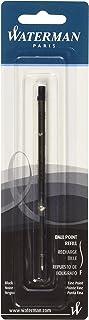 Waterman 圆珠笔笔芯,黑色墨水 (734254)