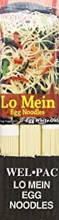 Welpac Lo Mein Egg Noodles, 10 Ounce (Pack of 12)