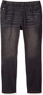 [Cecile] 裤子 春藤 大码 紧身裤 针织牛仔 智能针织牛仔裤 女士 MP-1705