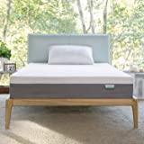 Novilla 全尺寸床垫,10 英寸(约 25.4 厘米)全凝胶*泡沫床垫,用于凉爽*和*,中等坚固床垫盒装 Blis…
