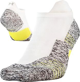 Under Armour 成人跑步衬垫隐形袜带扣袜 男女皆宜(1 双)