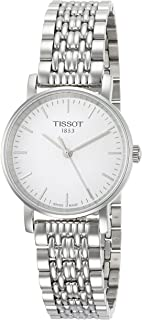 Tissot Everytime Small - T1092101103100T1092101103100 Analog 不锈钢 银色 T1092101103100 watches