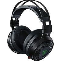 Razer 雷蛇 Nari Ultimate 无线游戏耳机(HyperSense无线耳机,耳垫带冷凝器,THX Spat…