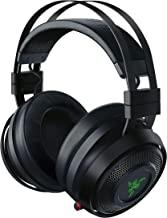 Razer 雷蛇 Nari Ultimate 无线游戏耳机(HyperSense无线耳机,耳垫带冷凝器,THX Spatial Audio & RGB Chroma 照明,适用于PC,Xbox One,PS4和Switch)