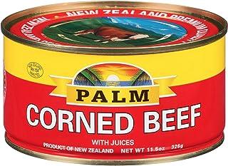(2 罐装)棕榈玉米牛肉和果汁 11.5 盎司罐装