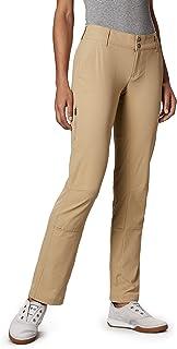 Columbia 哥伦比亚 女士 Saturday Trail 直筒裤