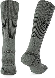281Z 军靴袜 - Tactical Trekking 登山 - 户外运动运动(折叠绿色)