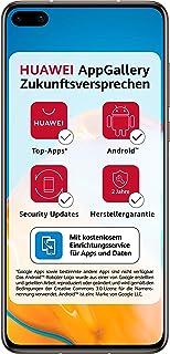 Huawei 华为 P40 双卡智能手机(15.5cm/6.1英寸,128GB内部存储,Android 10.0 AOSP 无Google Play商店,EMUI 10.0.1),腮红金