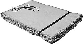 素描本:19.05 厘米 X 26.67 厘米,个性化艺术家素描本:50 页、素描、绘画、涂色和创意涂鸦。 灰色 7.5 inches X 10.5 Inches LV-SB