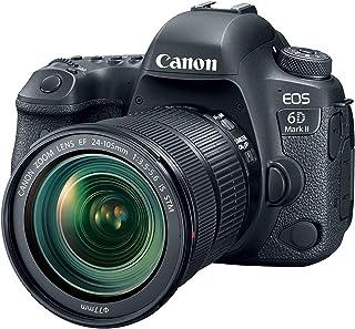 Canon 佳能 EOS 6D MARK II 24-105 / 3.5-5.6 EF IS STM数码相机