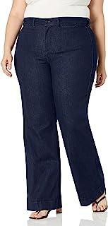NYDJ 女式加大码 Teresa 长裤