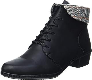 Rieker 女士 Y0711 时尚靴