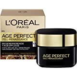 L'Oréal Paris 巴黎欧莱雅 金致臻颜系列 细胞修复锁龄面霜 LSF15,红茶黑松露日间抗皱护理,刺激肌肤更新…